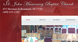 KYB Productions - St. John Missionary Baptist Church